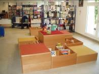 salle enfants bibliothèque