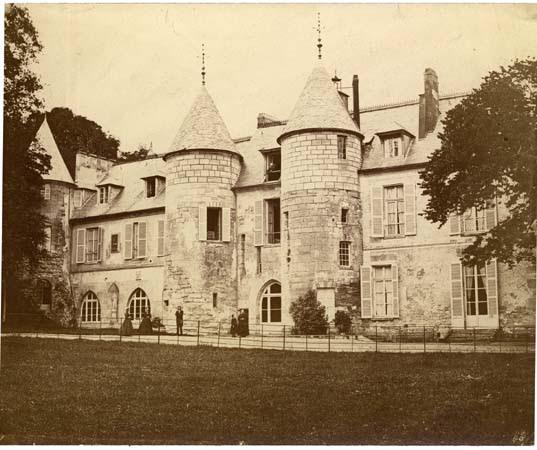 Château, 1887