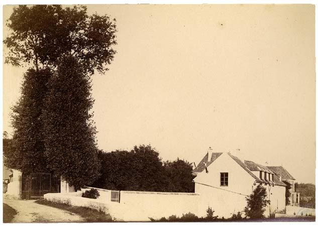 Château de Beauregard, 9 août 1891