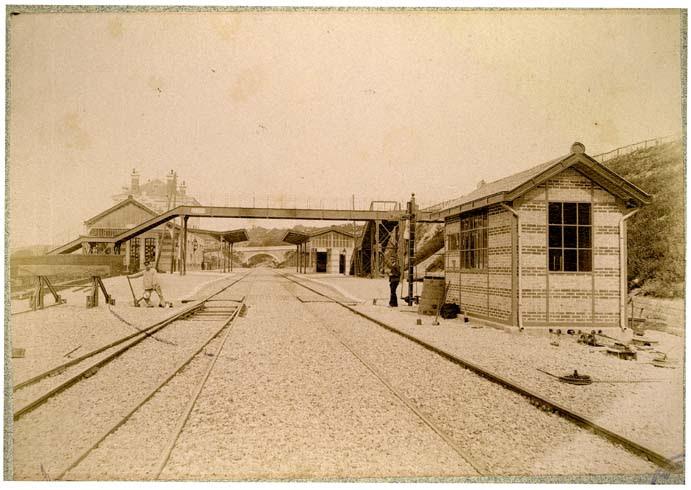 Gare de Vaux