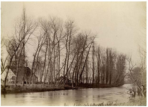Ile de Vaux, 26 janvier 1890