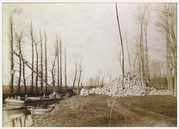 Vaux, la Franchise, 9 mars 1890