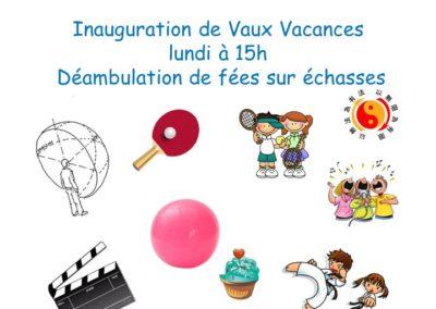 Vaux Vacances 2015