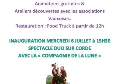 Vaux Vacances 2016