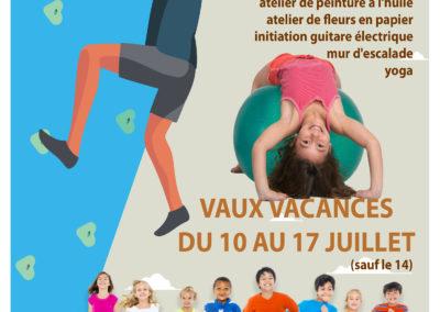 Vaux Vacances 2017