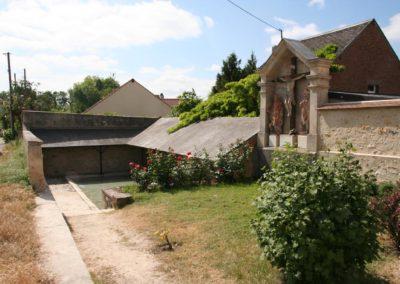 Le lavoir Saint-Nicaise