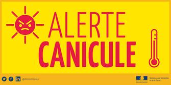 Message d'alerte de la préfecture des Yvelines