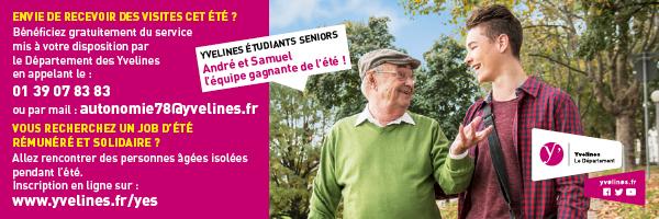 Yvelines Etudiants Seniors