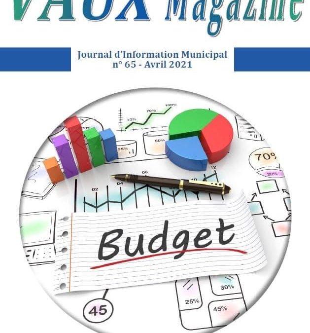 Vaux magazine n°65