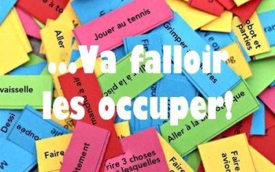 VA FALLOIR LES OCCUPER!!!