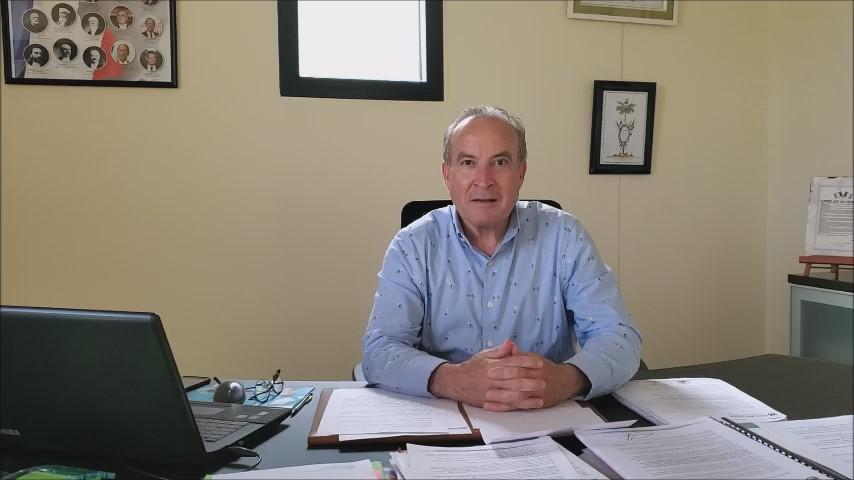 Message de Jean-Claude Bréard, Maire de Vaux-sur-Seine, le 7 mai 2020