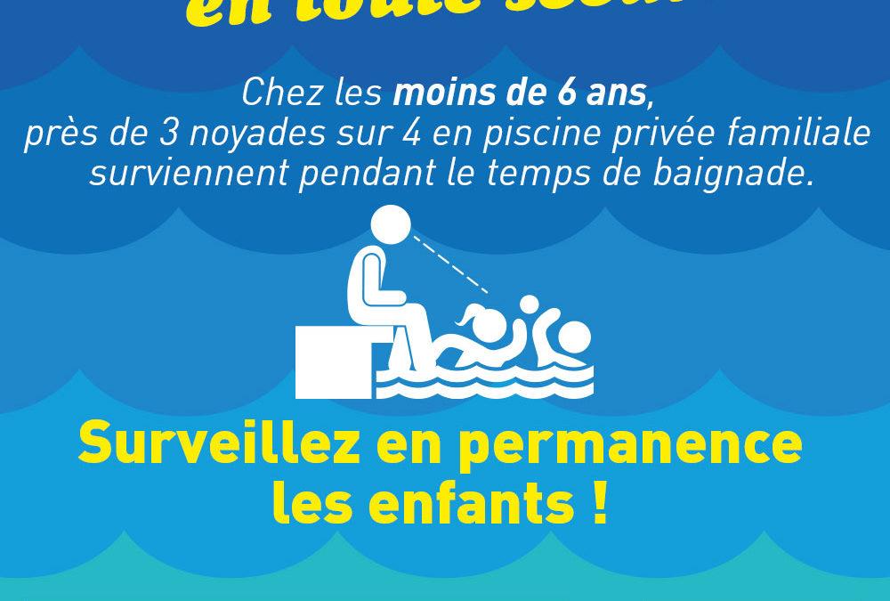 Prévention enfants piscines privées