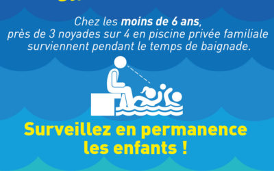 Prévention enfants piscines privées