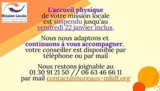 MISSION LOCALE INTERCOMMUNALE DES MUREAUX