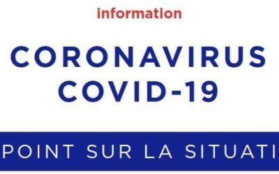 Covid-19 – Information Préfecture des Yvelines