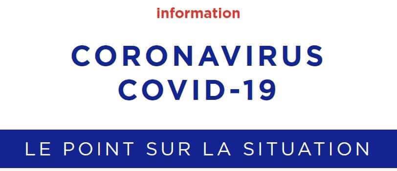 Information Préfecture – Covid 19