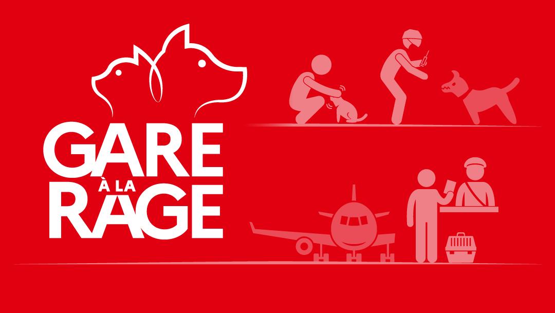 Campagne annuelle d'information et de prévention sur la rage