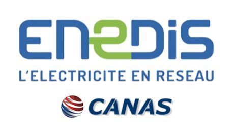 Travaux Enedis/Canas