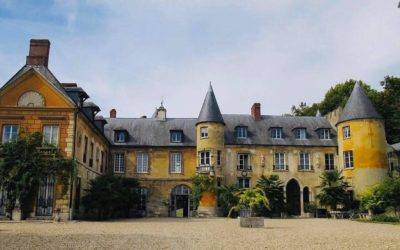 Patrimoine : Château de Vaux-Sur-Seine, Classé aux monuments historiques