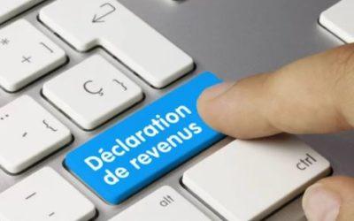 Déclaration de revenus