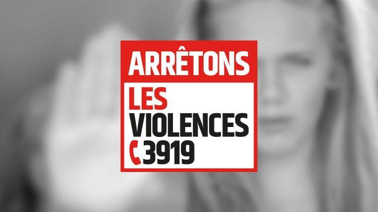 Pour toutes violences faites aux femmes appelez le 3919